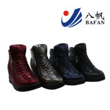 2017 neue Farbe PU der Form-Frauen-beiläufigen Schuh-vier für Frauen oder Ladybf1701147
