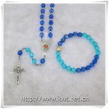 Ожерелье Rosary шариков католическое, браслет Rosary, Rosary с Centerpiece Mary девственницы (IO-cr012)