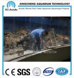 Surtidor de acrílico transparente modificado para requisitos particulares del acuario