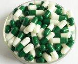 Szie 4 капсулы зеленых белых желатина цвета пустых трудных проходя УПРАВЛЕНИЕ ПО САНИТАРНОМУ НАДЗОРУ ЗА КАЧЕСТВОМ ПИЩЕВЫХ ПРОДУКТОВ И МЕДИКАМЕНТОВ