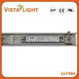 Luz linear branca morna do diodo emissor de luz da iluminação do poder superior para escritórios