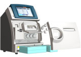 Analyseur multifonctionnel d'électrolyte de gaz du sang de matériel d'analyseur de laboratoire