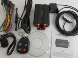 Perseguidor do carro/veículo Motorcycle/E-Bike GPS com controlador remoto