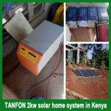 5kw sistema solare completo per un'installazione domestica del tetto, elettricità 5kw per la Camera