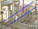 Aseptische Füllmaschine u. Plomben-System für Frucht-Stau und Saft