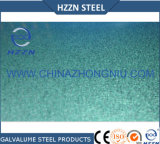 Plancha DE Acero Zincalume/Galvalume/Alumzinc paragraaf Techo Corrugado Metalico/Staal Galcalume voor de Tegel van het Dakwerk