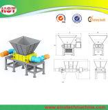 Picadora de papel de alta tecnología de la caja de cartón del cartón