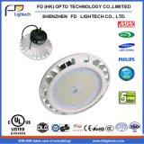 DER UL-Dlc IP65 UFO-LED hohe beste Qualität Bucht-Beleuchtung-100W 180W mit Mg-Legierung
