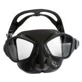 Máscara do mergulho livre para o adulto, fazendo a silicone a máscara livre do mergulho com curvatura ajustável