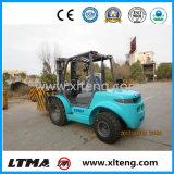 Tonelada quente ATV 2WD de Ltma 3 da venda todo o Forklift do terreno