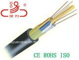Câble fibre optique de GYFXTY/câble d'ordinateur/câble de caractéristiques/câble de transmission/câble/connecteur sonores