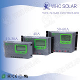 Регулятор 10A~60A высокого качества солнечный PWM OEM