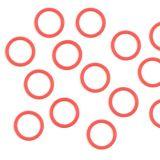 Guarnizione, anello di gomma, giunto circolare, disegno personalizzato
