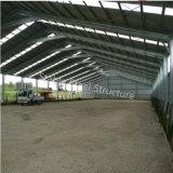 Arena dell'interno prefabbricata di equitazione del blocco per grafici d'acciaio con l'alta qualità