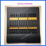 Van het LEIDENE van de Apparatuur van het stadium Ma Fader Controlemechanisme van de Verlichting de Console van de Vleugel DMX
