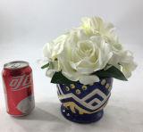 De kunstmatige Witte Bonsai van de Decoratie van het Huis van Bloemen