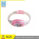 Armband Kurbelgehäuse-BelüftungFrid des Wristband-Silikon-RFID für Förderung