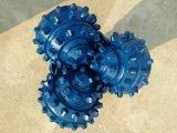 бит вставки карбида 215.9mmtungten Tricone для работ минирование