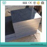 Pierre grise foncée de granit, tuiles Polished de granit de G654/Impala