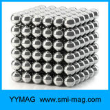 ネオジムの磁気球5mm球のおもちゃのRubikの立方体