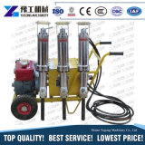 Diviseur hydraulique de roche d'approvisionnement direct d'usine cassant la machine à vendre