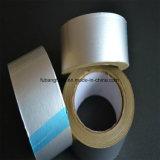 Bande acrylique auto-adhésive de papier d'aluminium