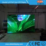 Innen-SMD3528 farbenreiche P10 LED Baugruppe für Montage