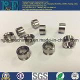 Netter Präzision CNC maschinell bearbeitete kleine Titanautomobil-Teile
