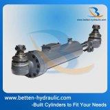 Cilindro hidráulico del manejo de potencia de 5 toneladas para el excavador