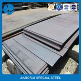 Placas das chapas de aço de carbono da liga dos materiais de construção baixas