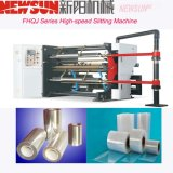 Fhqj Serien-Hochgeschwindigkeitsaluminiumfolie-aufschlitzende Maschine
