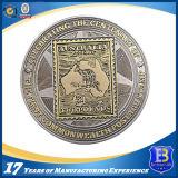 カスタムコオロギの昇進の骨董品の銀の記念品の硬貨(Ele-203)