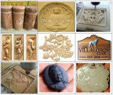 Kleine bekanntmachende Engraver-Fräser-hölzerne Ausschnitt-Stich-Holzbearbeitung-Maschine für Verkauf
