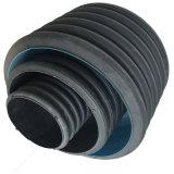 競争価格の波形の下水管管