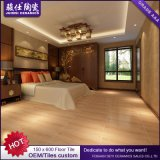 フォーシャンJuimsiの製陶術の木製のタイル張りの床の居間の寝室