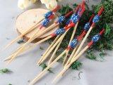 Schönes Grill-Hilfsmittel-Bambusfrucht-Aufsteckspindel/Stock/Auswahl (BC-BS1047)
