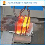 machine de chauffage par induction de l'onde 40kw centimétrique pour la pièce forgéee en acier de boucle