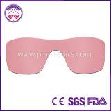Lentilles de lunettes de soleil polarisées par 1.5mm de Tac pour Batwolf