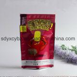 Fastfood- mit Reißverschluss Plastiktasche für Imbiss-Nahrung/Tee/Dörrobst