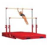 Штанги оборудований гимнастики малышей параллельные для сбывания