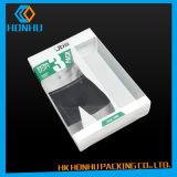 プラスチック下着ペットPP PEのカスタム印刷の包装ボックス