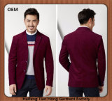 Venda por atacado New Arrival Corduroy Men Business Casual Clothes