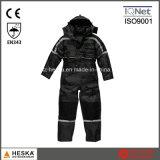 온난한 안전 Mens 작업복에 의하여 덧대지는 작업복