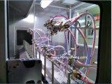 Línea de pintura ULTRAVIOLETA automática de llavero de aerosol