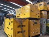 Type silencieux diesel Portable Genset de groupe électrogène d'engine de l'alimentation générale 10kVA Perkins de refroidissement par eau