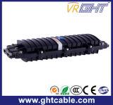 Caixa ótica do conetor das FO da caixa comum da fibra