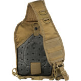 Do saco militar do estilingue do ombro do logotipo do projeto saco tático personalizado do estilingue