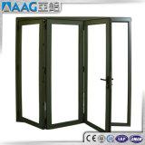 Двери Frameless складывая стеклянные