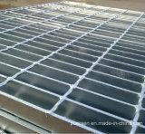 Grating de aço liso galvanizado