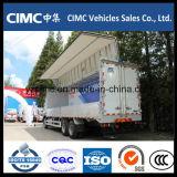 Camion de corps d'aile de Hyundai Xcient 6X4 30 tonnes
